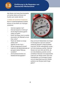 Vorschau1 Uhrentechnische Lehrbriefe