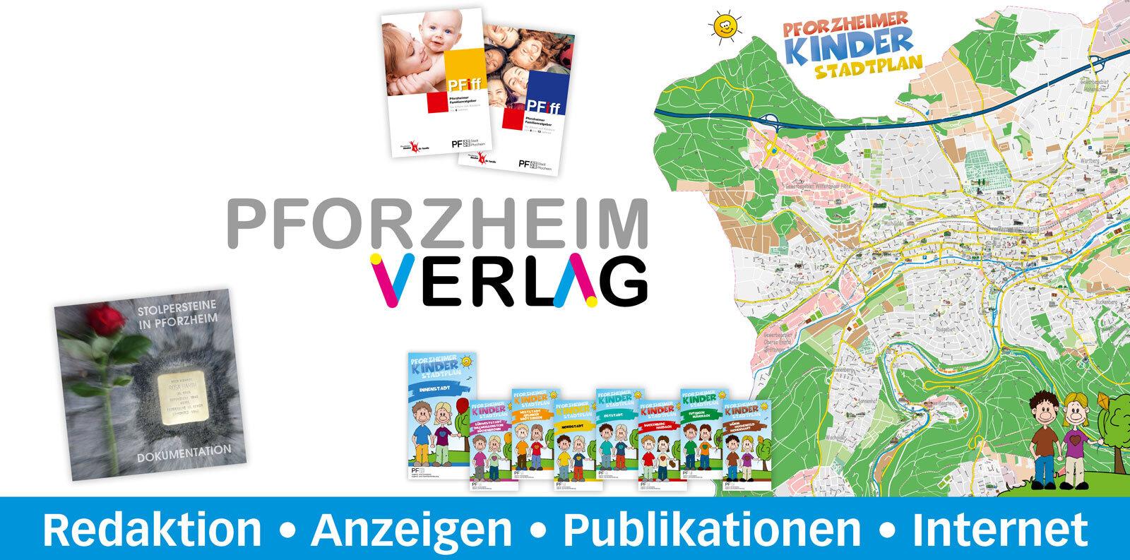 Schaubild Pforzheim Verlag