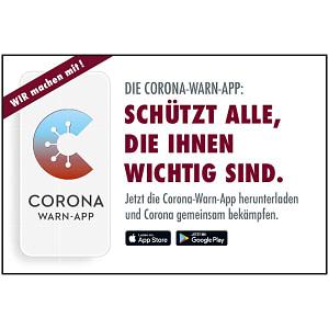 Corona Warn-App Motiv 04 Schützt alle, die Ihnen wichtig sind